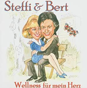 steffi bert wellness f r mein herz du bist bei mir mode single cd music. Black Bedroom Furniture Sets. Home Design Ideas