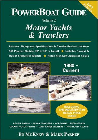 PowerBoat Guide to Motor Yachts & Trawlers pdf epub