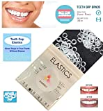 IVORIE Teeth Gap Bands Orthodontic Bands Clear