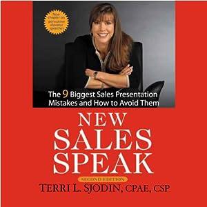 New Sales Speak Audiobook