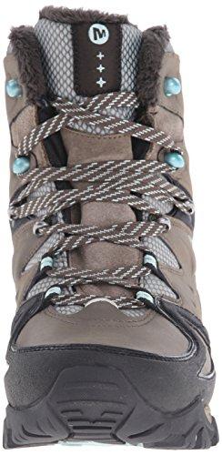 Boulder BLACK 8 POLARAND Boots WTPF Merrell Ankle qvYptw