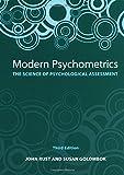 Modern Psychometrics 3rd Edition