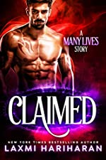 Claimed: Paranormal Romance - Immortals, Vampires and Shifters (Many Lives Book 6)