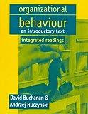 img - for Organizational Behaviour: Integrated Readings by Prof David Buchanan (1997-10-02) book / textbook / text book