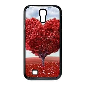 Love Tree Samsung Galaxy S4 9500 Cell Phone Case Black Phone cover Q3278797