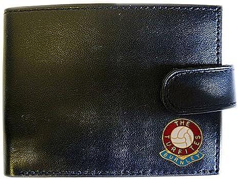 Burnley Football Club Genuine Leather Wallet