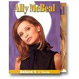 Ally McBeal : Saison 4, Partie A - Édition 3 DVD