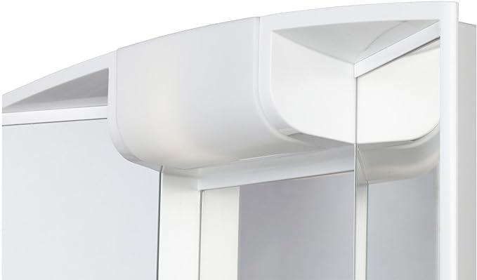 JOKEY Armario con espejo Angy - Ancho 59 cm - blanco – con la ...