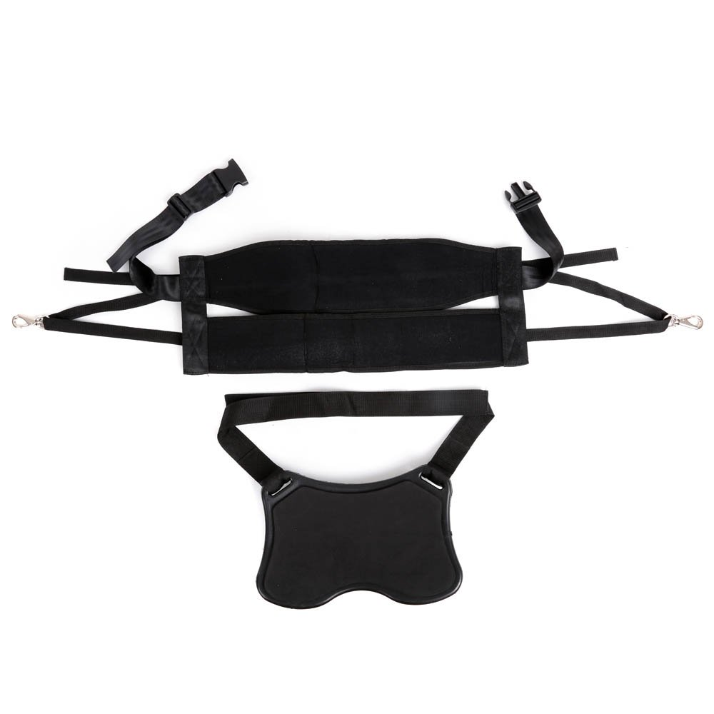 Cinturón ajustable para caña de pescar, arnés de pesca, cinturón ...