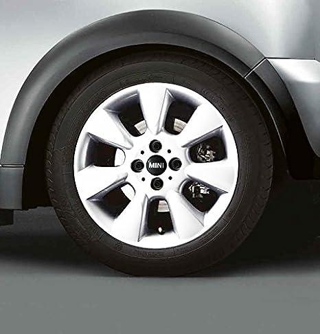 MINI Genuine 15 Light Alloy Wheel 5-Star Twin-Spoke R118 Silver 36116791930
