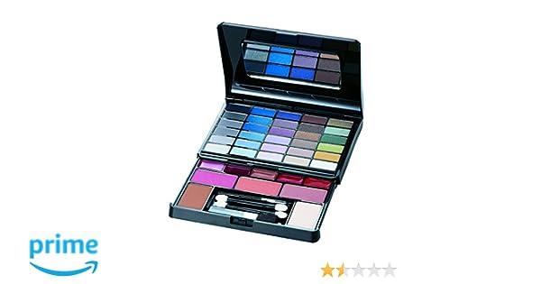 Mya Cosmetics Paleta de Maquillaje de 40 Colores - 1 Estuche