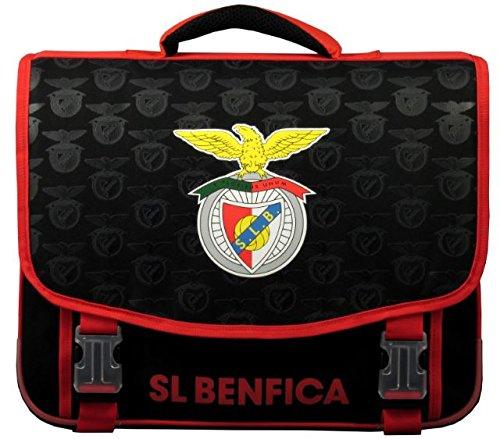 Rouge 41 cm Benfica Lisbonne 173BEN203STD Cartable Mixte Enfant