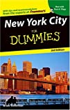 New York City for Dummies, Brian Silverman, 0764569457