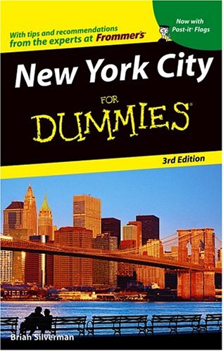 New York City For Dummies (Dummies Travel)
