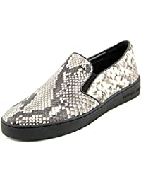 Slip on Sneakers for Women On Sale, Natural, Leather, 2017, 4.5 Michael Kors