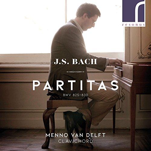 Delft English - Bach: Partitas, BWV 825-830