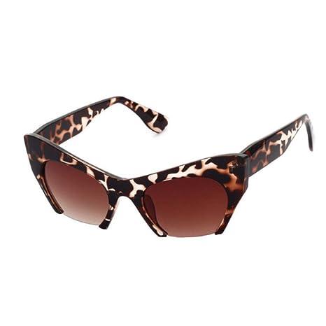 BiuTeFang Gafas de Sol Mujer Hombre Polarizadas Sexy Cat de ...