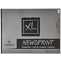 Canson Biggie Newsprint Pad - 18 x 24 pulgadas - Almohadilla de 100 hojas