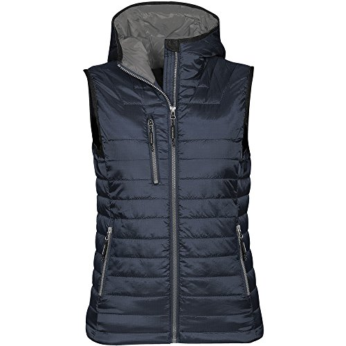 Stormtech Navy Vest Gravity Ladies Charcoal Thermal R0qR6rwC