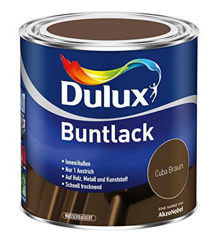 AKZO NOBEL (DIY DULUX) Buntlack seidenmatt 0,500 L, 5194607