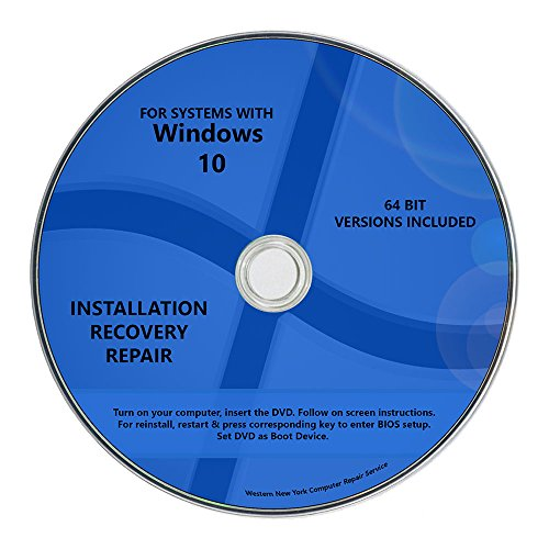 windows 10 pro amp home install reinstall upgrade restore