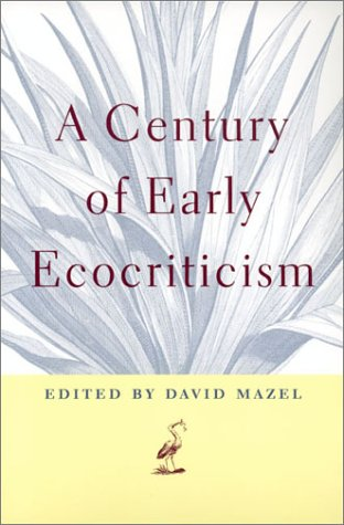 a-century-of-early-ecocriticism