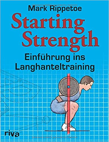 Starting Strenght Buch bei amazon bestellen