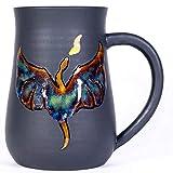 Product review for Dragon Handmade Coffee Pottery Mug