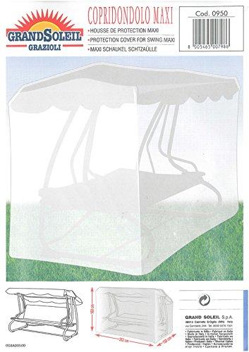 Copridondolo Maxi (150x262x160 h cm) GRANDSOLEIL