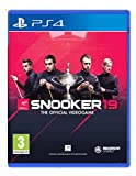 Snooker 19 - The Official Video Game - PlayStation 4 (PS4) at Amazon