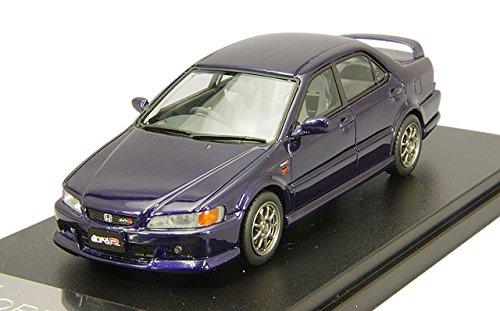 1/43 Honda ACCORD EueoR(インディゴブルー・パール) HS096BL
