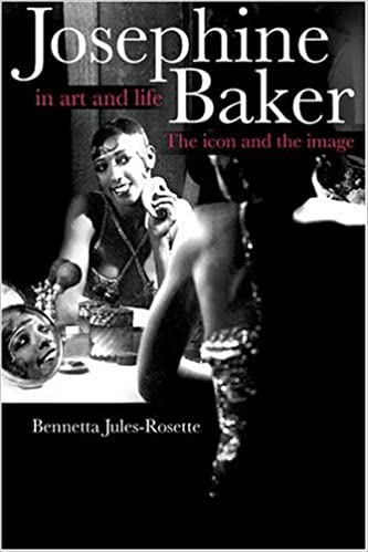 Ebook in pdf ilmaiseksi Josephine Baker in Art and Life: THE ICON AND THE IMAGE 0252031571 PDF by Bennetta Jules-Rosette