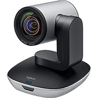 Logitech PTZ Pro 2 Camera – USB HD 1080P Video Camera for Conference Rooms