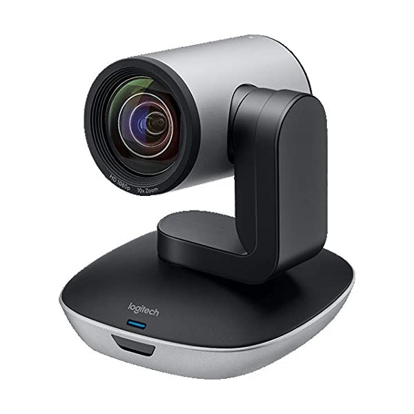 Logitech PTZ Pro 2 Camera  USB HD 1080P Video Camera for Conference Rooms