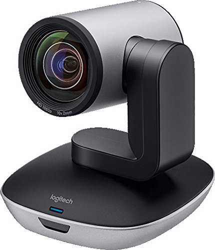New Logitech PTZ Pro 2 1080P Conference Web Camera Pan/Tilt