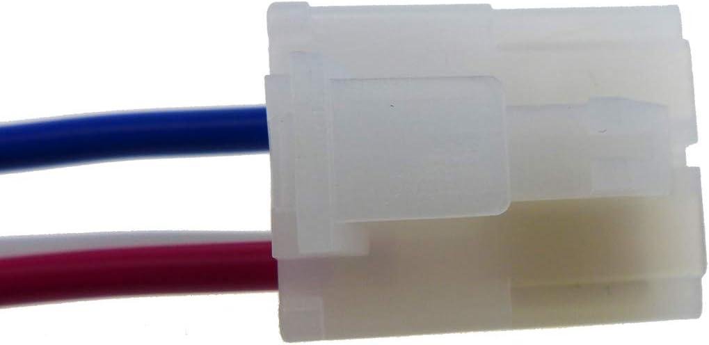 Starter Solenoid Relay Wiring Harness Plug Repair Kit for Yamaha YFZ450 Raider R1