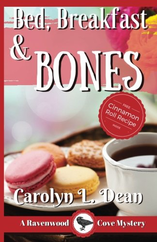 Bed Breakfast Bones Ravenwood Mysteries product image