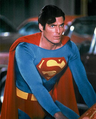 Christopher Reeves as Superman 8 x 10 Inch Photo LTD3