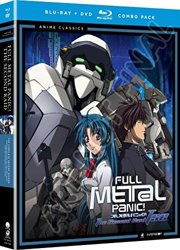 Full Metal Panic! The Second Raid Classic (Blu-ray/DVD Combo)