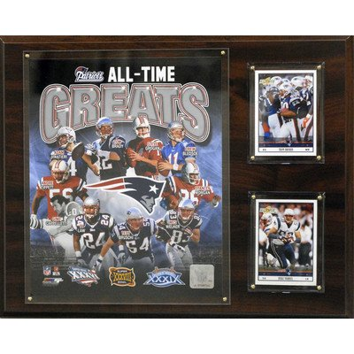 White Photo Plaque - MLB Chicago White Sox All-Time Great Photo Plaque, 12x15-Inch