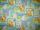 Fitted Cradle Sheet - Animal Album - Made In USA