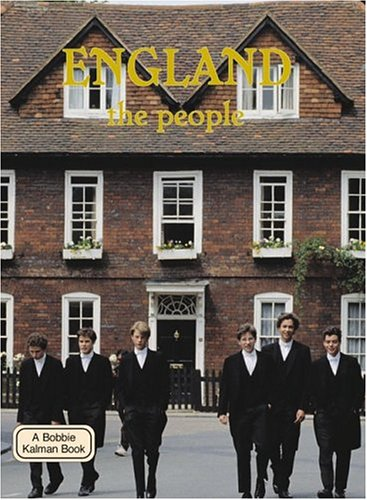 Download England - The People (Lands, Peoples & Cultures) pdf epub