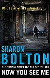 """""""Now You See Me"""" av S. J. Bolton"""