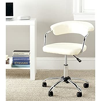 Safavieh Home Collection Pier Cream Desk Chair