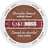 Cake Boss Coffee, Chocolate Cannoli, 24 Count