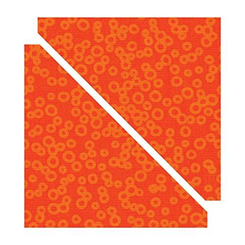 Sizzix 657613 Bigz Die, Half-Square Triangles, 4 1/2