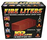 Fire Liters Fire Log Liter 192/Pack