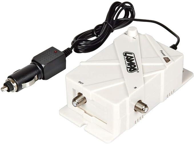 Lampa 39101 TV Antena Booster 12/24 V