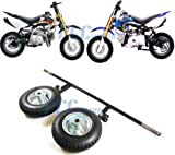 "8"" Training Wheels for Honda XR50 CRF50 Z50 Z50R 50cc Chinese Pit Dirt Bike Motorcycle Coolster SSR Taotao"