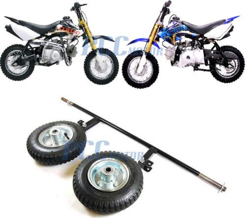 """8"""" Training Wheels for Honda XR50 CRF50 Z50 Z50R 50cc Chinese Pit Dirt Bike Motorcycle Coolster SSR Taotao"""
